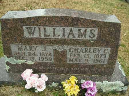 WILLIAMS, MARY JANE - Boone County, Arkansas | MARY JANE WILLIAMS - Arkansas Gravestone Photos