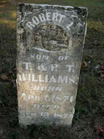 WILLIAMS, ROBERT L. - Boone County, Arkansas | ROBERT L. WILLIAMS - Arkansas Gravestone Photos