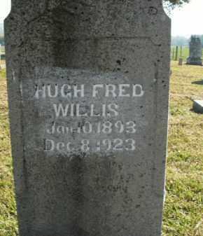 WILLIS, HUGH FRED - Boone County, Arkansas | HUGH FRED WILLIS - Arkansas Gravestone Photos