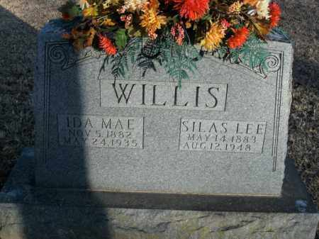 WILLIS, SILAS LEE - Boone County, Arkansas | SILAS LEE WILLIS - Arkansas Gravestone Photos