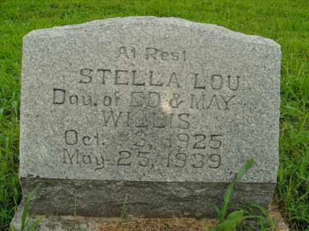 WILLIS, STELLA LOU - Boone County, Arkansas | STELLA LOU WILLIS - Arkansas Gravestone Photos