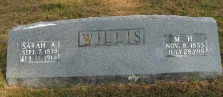 WILLIS, MARSHALL HALLOWAY - Boone County, Arkansas | MARSHALL HALLOWAY WILLIS - Arkansas Gravestone Photos