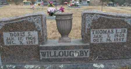 WILLOUGHBY, DORIS S. - Boone County, Arkansas | DORIS S. WILLOUGHBY - Arkansas Gravestone Photos