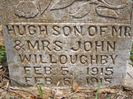 WILLOUGHBY, HUGH - Boone County, Arkansas | HUGH WILLOUGHBY - Arkansas Gravestone Photos