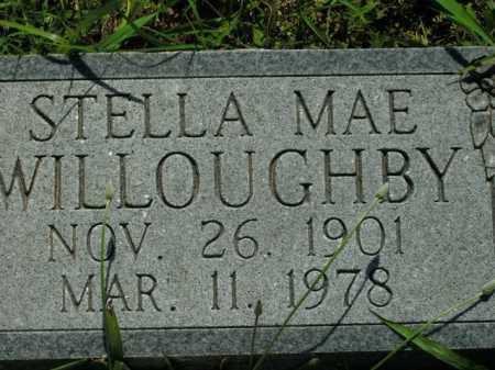 WILLOUGHBY, STELLA MAE - Boone County, Arkansas | STELLA MAE WILLOUGHBY - Arkansas Gravestone Photos