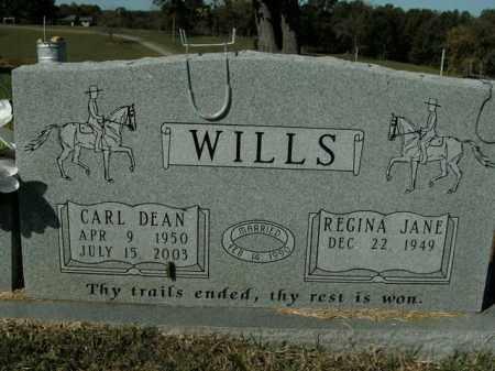 WILLS, CARL DEAN - Boone County, Arkansas | CARL DEAN WILLS - Arkansas Gravestone Photos