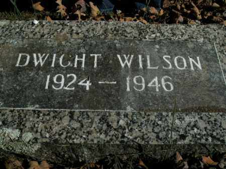 WILSON, DWIGHT - Boone County, Arkansas | DWIGHT WILSON - Arkansas Gravestone Photos