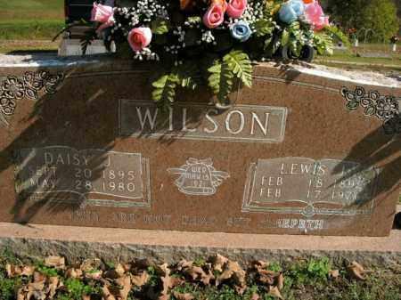 WILSON, DAISY J. - Boone County, Arkansas | DAISY J. WILSON - Arkansas Gravestone Photos