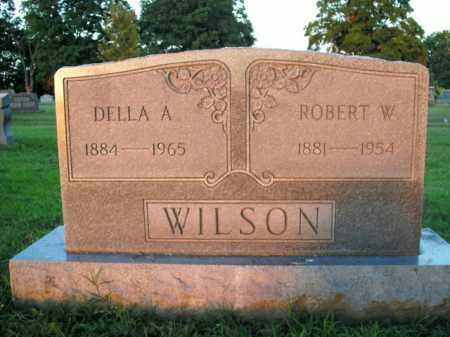 WILSON, ROBERT WILLIAM - Boone County, Arkansas | ROBERT WILLIAM WILSON - Arkansas Gravestone Photos
