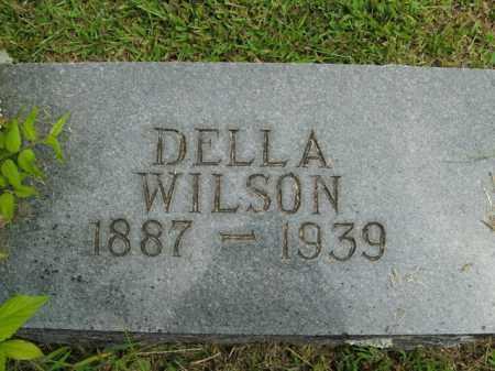 WILSON, DELLA - Boone County, Arkansas | DELLA WILSON - Arkansas Gravestone Photos