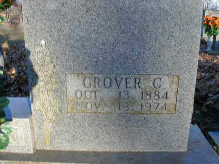 WILSON, GROVER C. - Boone County, Arkansas | GROVER C. WILSON - Arkansas Gravestone Photos