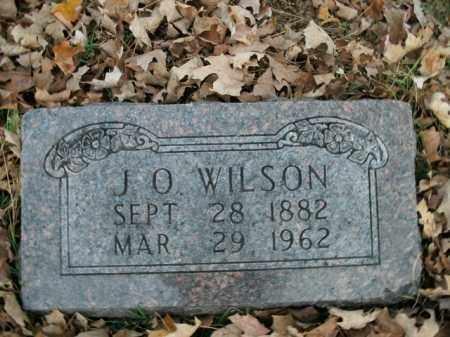 WILSON, J.O. - Boone County, Arkansas | J.O. WILSON - Arkansas Gravestone Photos