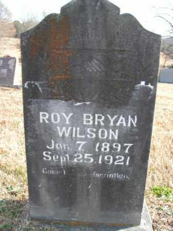 WILSON, ROY BRYAN - Boone County, Arkansas | ROY BRYAN WILSON - Arkansas Gravestone Photos