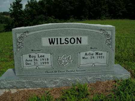 WILSON, ROY LEE - Boone County, Arkansas | ROY LEE WILSON - Arkansas Gravestone Photos