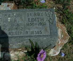 WILSON, S.R. - Boone County, Arkansas | S.R. WILSON - Arkansas Gravestone Photos