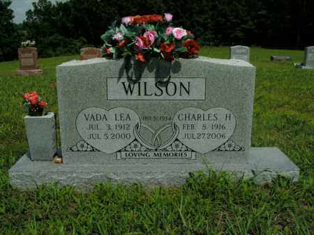 WILSON, CHARLES H. - Boone County, Arkansas | CHARLES H. WILSON - Arkansas Gravestone Photos