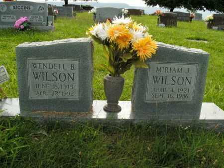 WILSON, WINDELL B. - Boone County, Arkansas | WINDELL B. WILSON - Arkansas Gravestone Photos