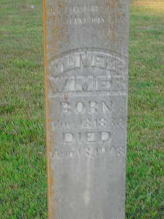 WIMER, OLIVER P. - Boone County, Arkansas | OLIVER P. WIMER - Arkansas Gravestone Photos