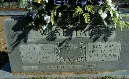 WISEHART, LOUISE - Boone County, Arkansas | LOUISE WISEHART - Arkansas Gravestone Photos