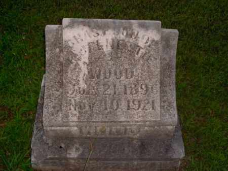 WOOD, CHARLES F. - Boone County, Arkansas | CHARLES F. WOOD - Arkansas Gravestone Photos