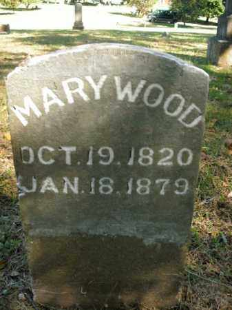 WOOD, MARY - Boone County, Arkansas | MARY WOOD - Arkansas Gravestone Photos