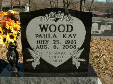 WOOD, PAULA KAY - Boone County, Arkansas | PAULA KAY WOOD - Arkansas Gravestone Photos