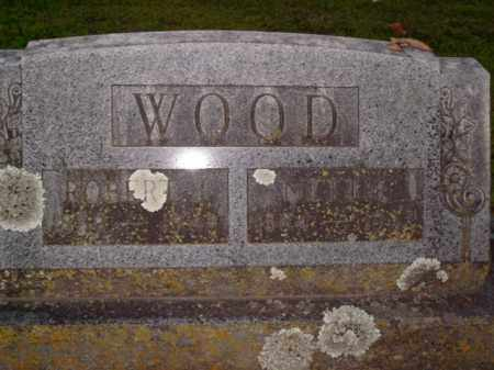 WOOD, NETTIE - Boone County, Arkansas | NETTIE WOOD - Arkansas Gravestone Photos
