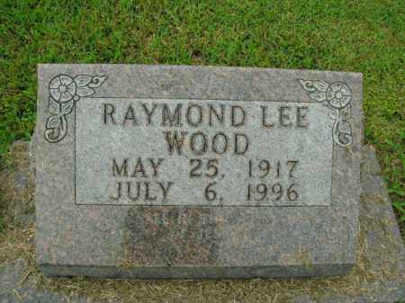 WOOD, RAYMOND LEE - Boone County, Arkansas | RAYMOND LEE WOOD - Arkansas Gravestone Photos