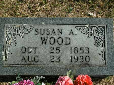 WOOD, SUSAN ANNA - Boone County, Arkansas | SUSAN ANNA WOOD - Arkansas Gravestone Photos