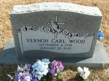 WOOD, VERNON CARL - Boone County, Arkansas | VERNON CARL WOOD - Arkansas Gravestone Photos