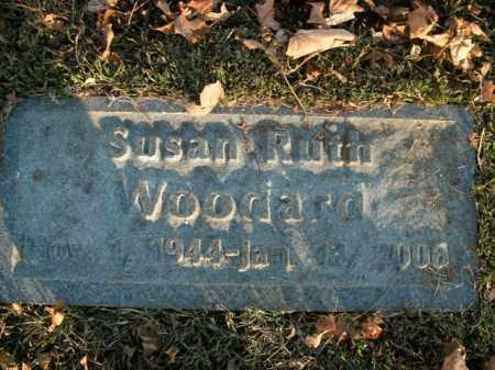 WOODARD, SUSAN RUTH - Boone County, Arkansas | SUSAN RUTH WOODARD - Arkansas Gravestone Photos