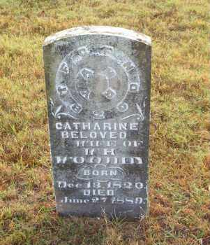 WOODDY, CATHERINE - Boone County, Arkansas | CATHERINE WOODDY - Arkansas Gravestone Photos