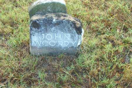 WOODDY, JOHN - Boone County, Arkansas | JOHN WOODDY - Arkansas Gravestone Photos