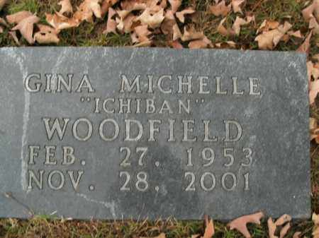 WOODFIELD, GINA MICHELLE - Boone County, Arkansas | GINA MICHELLE WOODFIELD - Arkansas Gravestone Photos