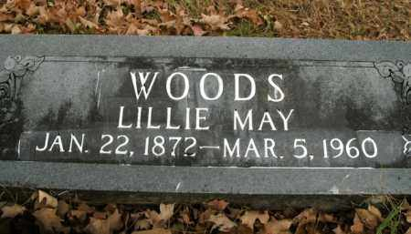 WOODS, LILLIE MAY - Boone County, Arkansas | LILLIE MAY WOODS - Arkansas Gravestone Photos