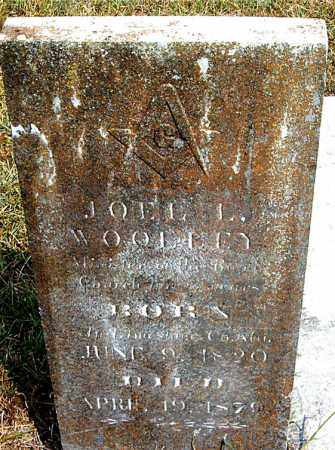 WOOLLEY, JOEL  L. - Boone County, Arkansas | JOEL  L. WOOLLEY - Arkansas Gravestone Photos
