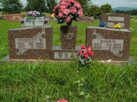 WRAY, FORREST W. - Boone County, Arkansas | FORREST W. WRAY - Arkansas Gravestone Photos