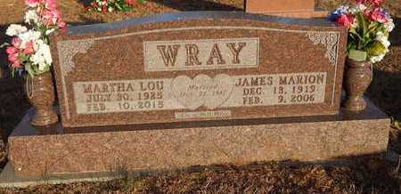 WRAY, JAMES MARION - Boone County, Arkansas | JAMES MARION WRAY - Arkansas Gravestone Photos
