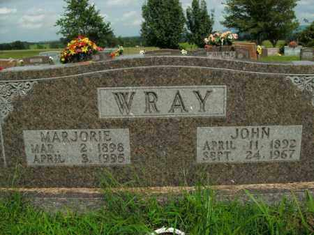 WRAY, MARJORIE - Boone County, Arkansas | MARJORIE WRAY - Arkansas Gravestone Photos