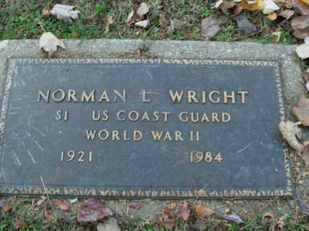 WRIGHT  (VETERAN WWII), NORMAN L - Boone County, Arkansas | NORMAN L WRIGHT  (VETERAN WWII) - Arkansas Gravestone Photos