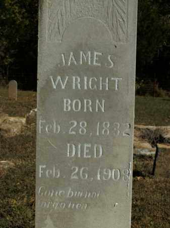 WRIGHT, JAMES - Boone County, Arkansas | JAMES WRIGHT - Arkansas Gravestone Photos