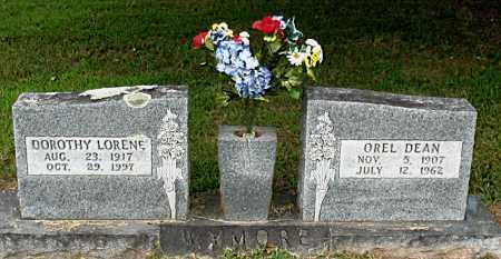 WYMORE, OREL DEAN - Boone County, Arkansas | OREL DEAN WYMORE - Arkansas Gravestone Photos