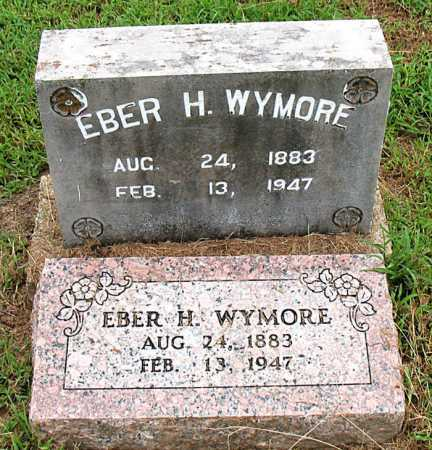 WYMORE, EBER H - Boone County, Arkansas | EBER H WYMORE - Arkansas Gravestone Photos