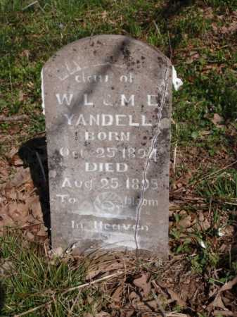 YANDELL, VIVIAN  N. - Boone County, Arkansas | VIVIAN  N. YANDELL - Arkansas Gravestone Photos