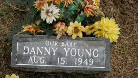 YOUNG, DANNY - Boone County, Arkansas | DANNY YOUNG - Arkansas Gravestone Photos