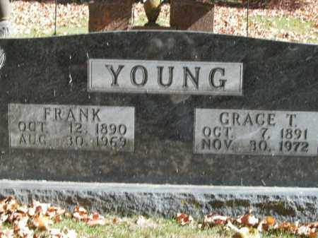 YOUNG, FRANK AMBROSE - Boone County, Arkansas | FRANK AMBROSE YOUNG - Arkansas Gravestone Photos