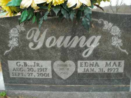 YOUNG, GILLEY B., JR - Boone County, Arkansas | GILLEY B., JR YOUNG - Arkansas Gravestone Photos