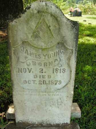 YOUNG, JAMES - Boone County, Arkansas | JAMES YOUNG - Arkansas Gravestone Photos