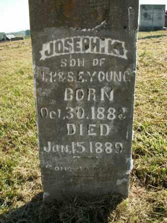YOUNG, JOSEPH K. - Boone County, Arkansas | JOSEPH K. YOUNG - Arkansas Gravestone Photos