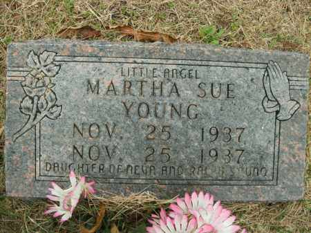 YOUNG, MARTHA SUE - Boone County, Arkansas | MARTHA SUE YOUNG - Arkansas Gravestone Photos
